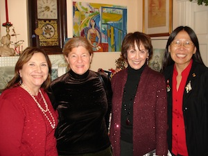 WNBA-SF Holiday Party 12202012