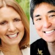 Frances Caballo and Guy Kawasaki