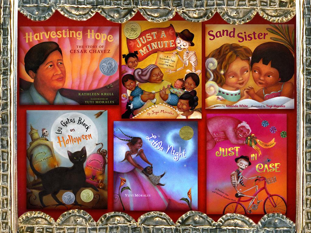 Morales books