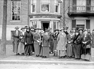 Woman suffrage-1917