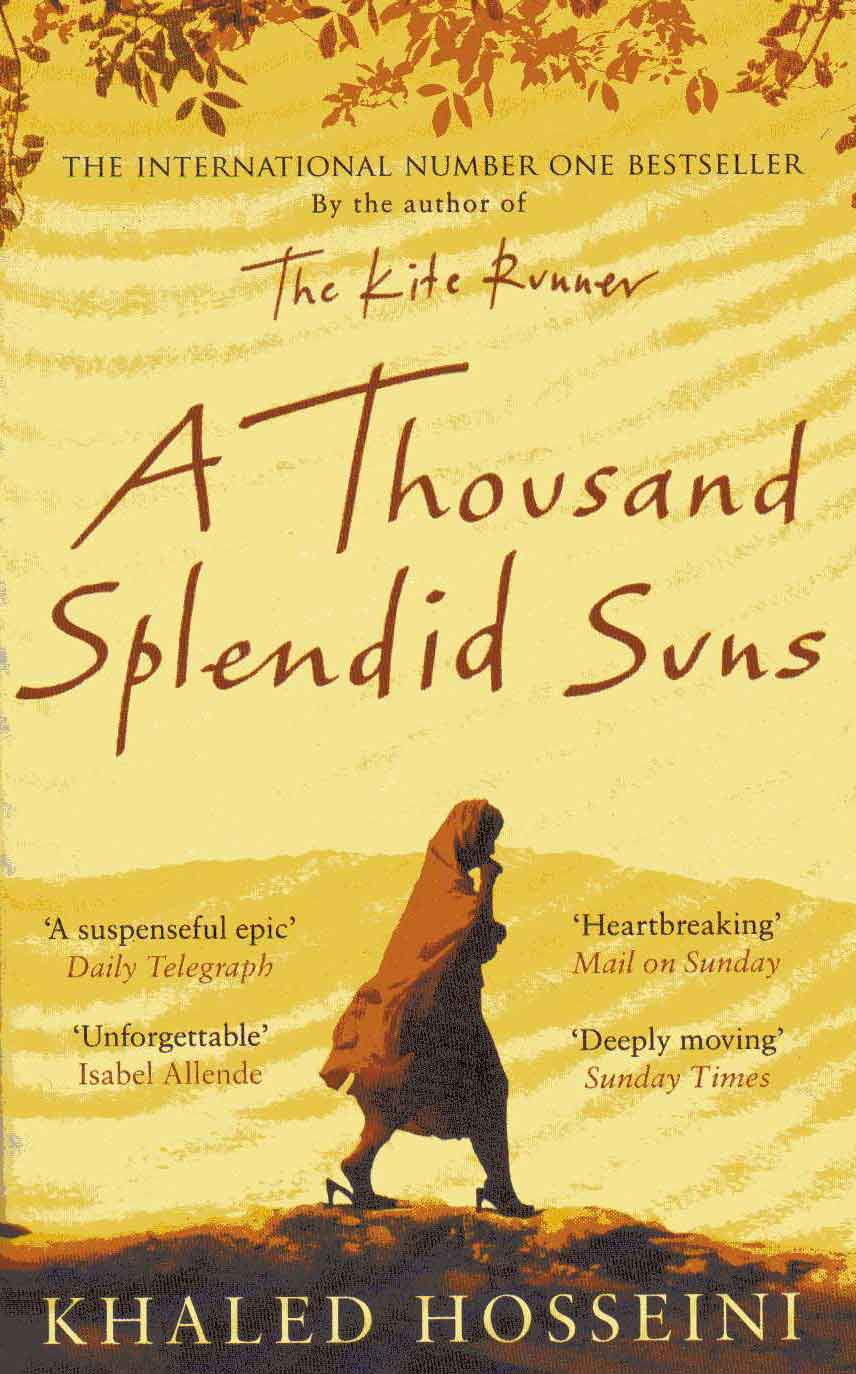 womens rights in a thousand splendid Women's rights should not be looked past and women are just as deserving as men in this world  a thousand splendid suns captured it all,.