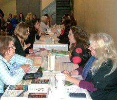 Scene from Pitch-O-Rama 2015