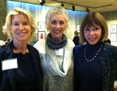 Elizabeth Martin, Kate Farrell, Beatrice Bowles