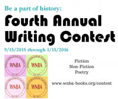 Writing Contest FB image