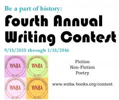 Writing Contest FB image