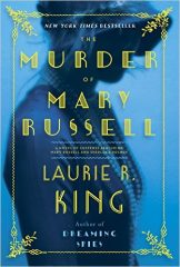 Murder of Mary Russell cover