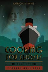 Cooking For Ghosts cover