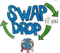 Swap 'til you drop graphic