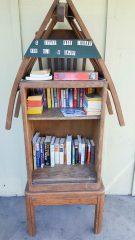 Little Free Library in Felton