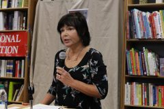 Nina Lesowitz at National Reading Group Month – 2017