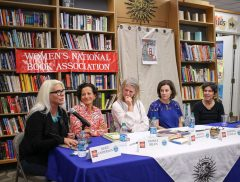 panel at National Reading Group Month – 2017